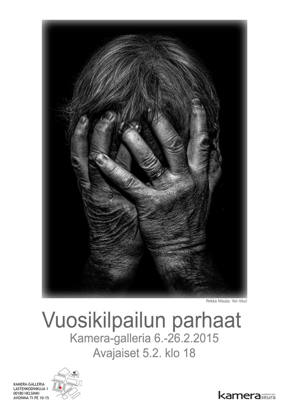 KS Vuosikilpailun parhaat-2015-kutsukortti