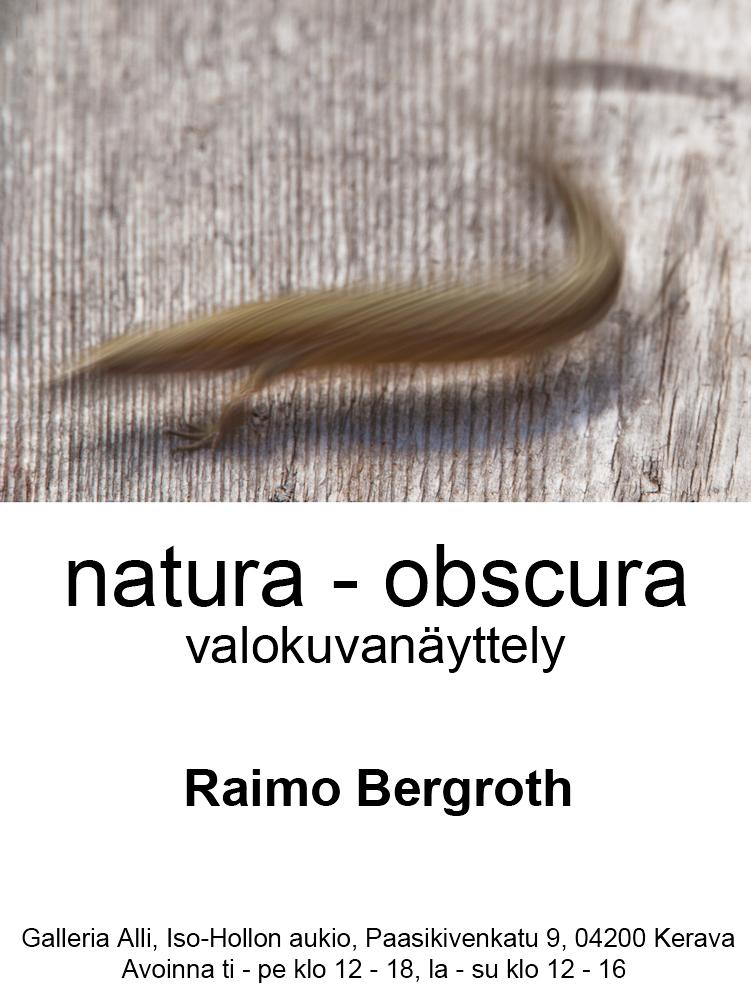 natura - obscura
