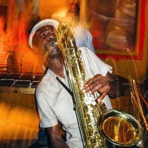 Hot Jazz, Olli Laasanen