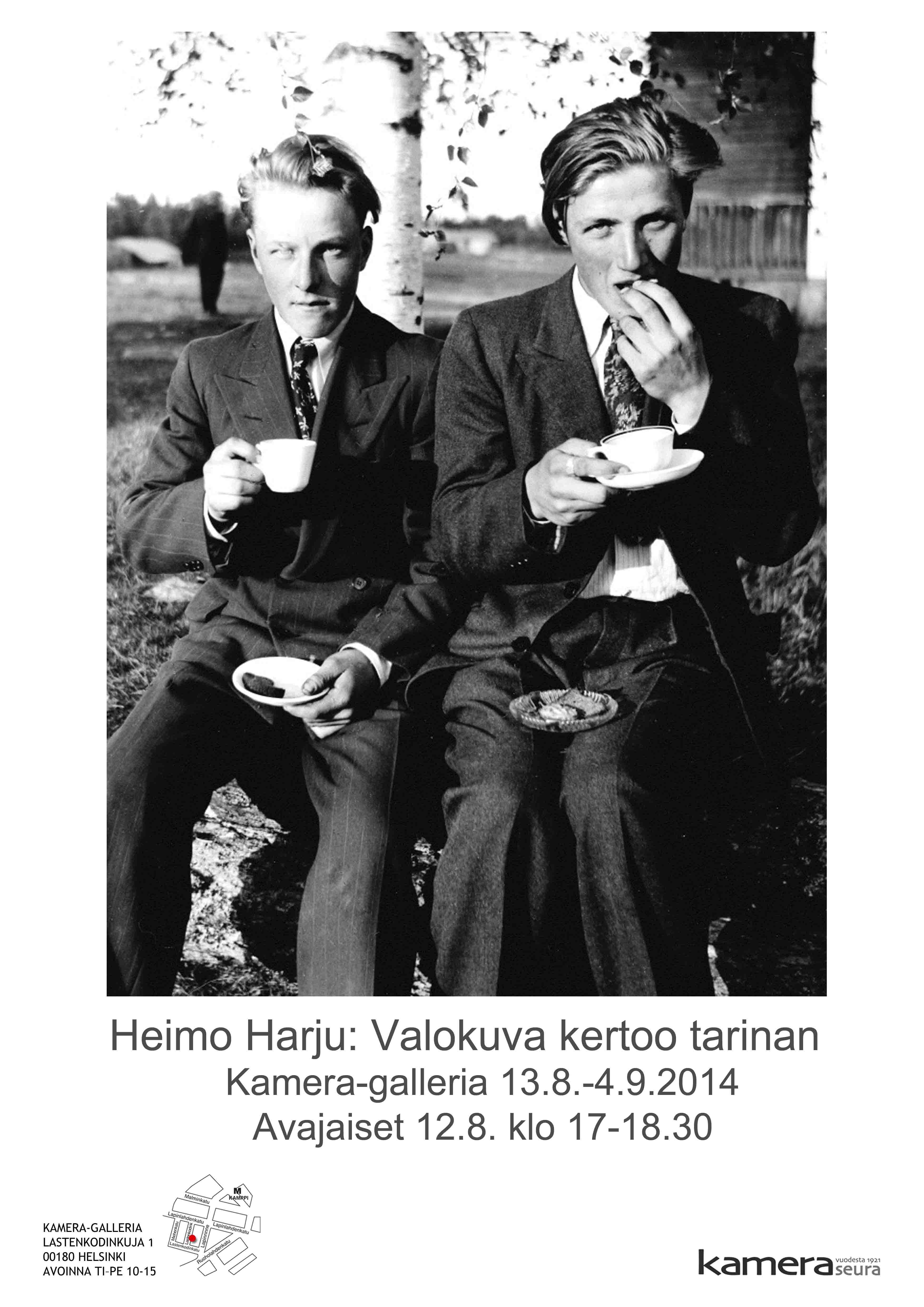 Heimo Harju Kutsu